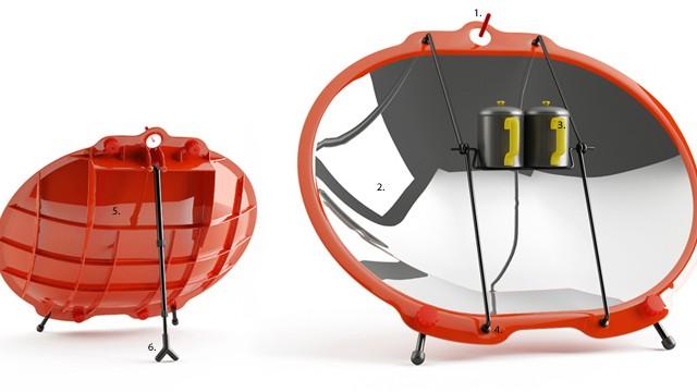 solar cooker information