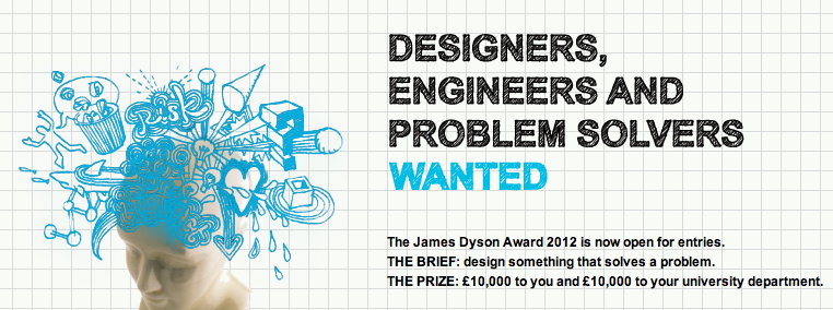 Gagnant james dyson award 2012 вентилятор дайсон отзывы